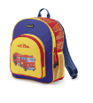 CR4644 Firetruck Backpack