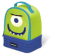 CR4027-6 Alien Double Decker Lunch Box