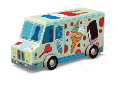 CR4100-2 48pc Ice Cream Truck - Vehicle Puzzle