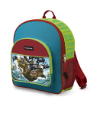 CR4642-7 Pirates Classic Backpack