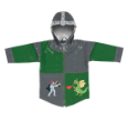 Ki-00118 Dragon Knight Raincoat