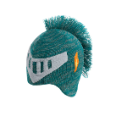 Ki-00128 Dragon Knight Knit Hat
