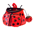 Ki-00411 Lady Bug Backpack