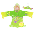 Ki-00107 Fairy Raincoat