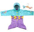 Ki-00114 Mermaid Raincoat