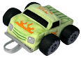 OP QW1402 Monster Truck Backpack