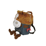 OP1010 Harry Hoofs (brown horse) Backpack