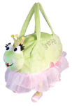 OP1001 Tippy Toad (frog) Snuggle Bag