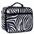 WK33405 Zebra Lunch Box