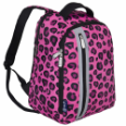 WK60214 Pink Leopard Echo Backpack