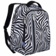 WK60405 Zebra Echo Backpack