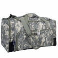 WK69403 Digital Camo Weekender Duffel Bag