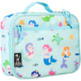 WK33081 Olive Kids Mermaids Lunch Box