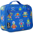 WK33112 Olive Kids Robots Lunch Box