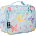 WK33113 Olive Kids Butterfly Garden Lunch Box