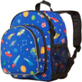 WK40077 Olive Kids Out of This World Pack'n Snack Backpack
