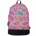 WK14210 Olive Kids Paisley Sidekick Backpack