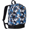 WK14213 Blue Camo Sidekick Backpack