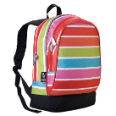 WK14314 Bright Stripes Sidekick Backpack