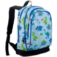 WK14408  Dinosaur Land Sidekick Backpack