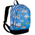 WK14415 Pirates Sidekick Backpack