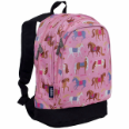WK14708  Horses Sidekick Backpack