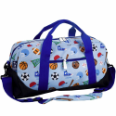WK25406 Game On Overnighter Duffle Bag