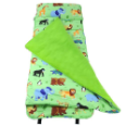 WK28080 Olive Kids Wild Animals Nap Mat