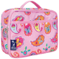 WK33210 Paisley Lunch Box