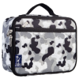 WK33275 Gray Camo Lunch Box