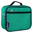 WK33529 Emerald Green Lunch Box