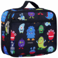 WK33600 Olive Kids Monsters Lunch Box