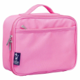 WK33604 Flamingo Pink Lunch Box