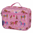 WK33708 Olive Kids Horses Lunch Box