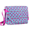 WK38550 Trellis Laptop Messenger Bag