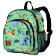 WK40080 Wild Animals Pack n Snack Backpack