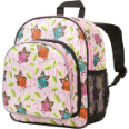 WK40211 Owls Pack n Snack Backpack