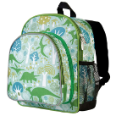 WK40313 Dinomite Dinosaurs Pack n Snack Backpack