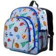 WK40406 Game On Pack n Snack Backpack