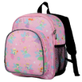 WK40417 Fairy Princess Pack n Snack Backpack