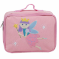 WK42417 Olive Kids Fairy Princess Embroidered Lunch Box