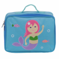 WK42633 Olive Kids Mermaid Embroidered Lunch Box