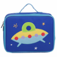 WK42634 Olive Kids Out of this World Embroidered Lunch Box