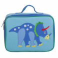 WK42635 Olive Kids Dinosaur Land Embroidered Lunch Box