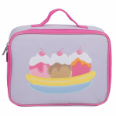 Wk42697 Olive Kids Sweet Dream Embroidered Lunch Box