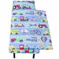 WK49690 Olive Kids On The Go Microfiber Nap Mat