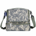 WK52403 Digital Camo Double Decker Lunch Bag