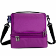 WK52530 Orchid Double Decker Lunch Bag