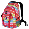 WK53314 Bright Stripes Serious Backpack