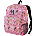 WK57020 Horses in Pink Crackerjack Backpack